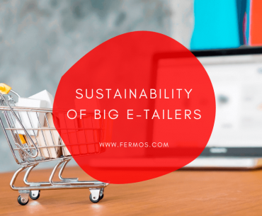 Sustainability of Big E-tailers
