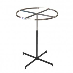Adjustable Round Circular Rack