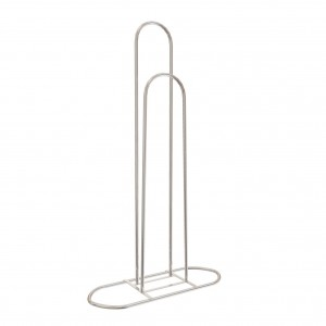 Oval Based Hanger Stacker