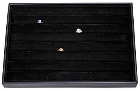 Individual Slotted Ring Tray