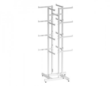 4-Way Multi Arm Rack