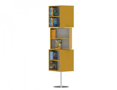 Rotating Book Display