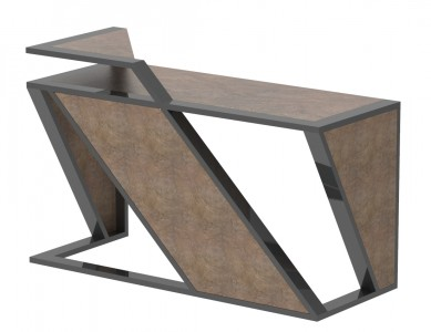 Office Table (With Wood)