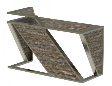 Office Table (Antique Finish)
