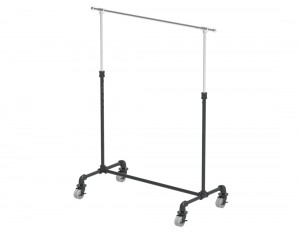 Rolling Rack Round Tube
