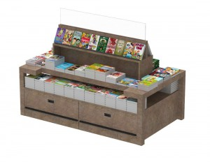 Books Display Unit