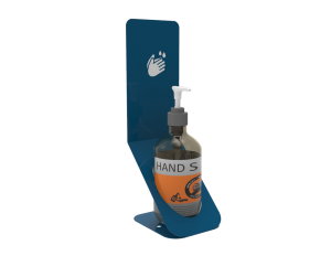 Hand Sanitizer Stand For Table Top(Small Bottle)