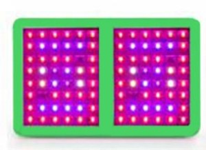 LED Grow Light 96pcs with Reflector 120