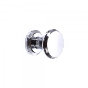 Glass Mount Cabinet Knob