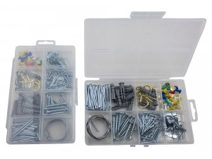 Picture Hanger & Nail Accortment Kit