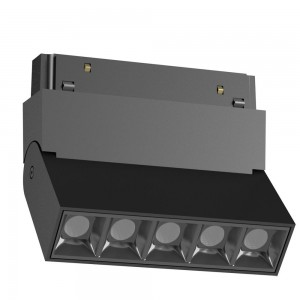 Magnetic Led light with Magnetic track rail